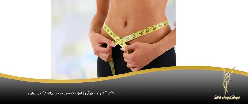روش مزوتراپی یا لیپودیسالو برای لاغری موضعی